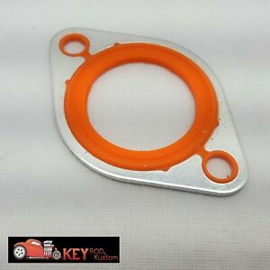 Small Big Block Chevy Reuseable Thermostat Water Neck Gasket 350 454 400 327