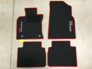 Genuine Toyota 2018 Up Camry Trd Carpet Floor Mats Pt206 03181 02
