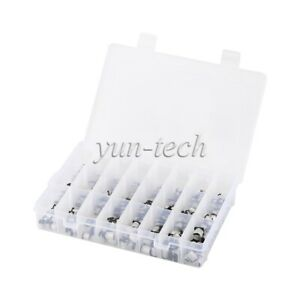400pcs 24 Patches Smd Aluminum Electrolytic Capacitor For Electronic Application