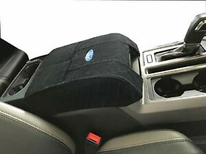 Fits Ford F150 F250 F350 2014 2020 Official Ford Embroidered Console Cover C1e