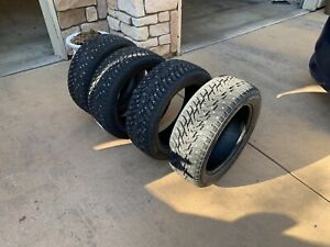 Nokian Studded Snow Tires Like New 185 55 R15