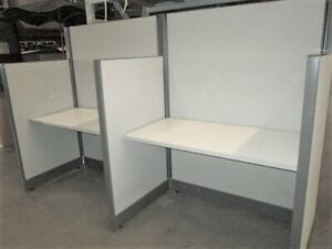 50 Herman Miller Call Center Cubicles High low Design Sell All part Delivery