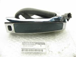 New Front Door Outside Handle W Intelligent Key Blue Oem For 2015 Armada