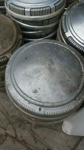 Mopar Dog Dish Hubcaps Dodge Hemi Cuda Challenger Charger Poverty Caps C Grade
