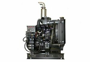 Isuzu 3ch1 23 9 Hp Diesel Power Unit