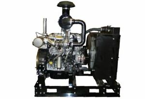 Isuzu 4jj1t 70hp Diesel Power Unit