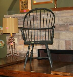 Bowback Windsor Chair By D R Dimes