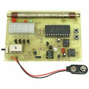 1 New C6981 Unassembled Sensitive Geiger Counter Made In Usa Free 2 Day Air