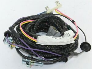New 1967 Plymouth Barracuda Rear Lamp Wiring Harness