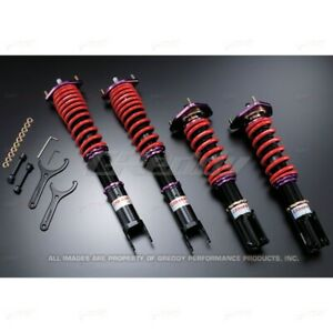 Greddy Coilover Kit Type S Fits Mitsubishi Evolution X Cz4a 14032205