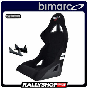 Bimarco Seat Fia Racing Expert Black Rally Race Fixing Brakets Cheap Delivery