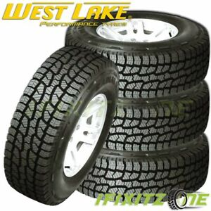 4 Westlake Sl369 275 55r20 113s Sl All Terrain A t M s Rated Truck Suv Tires