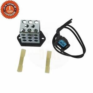 Radiator Fan Relay Resistor Harness Plug For Ford Focus Cougar Mystique Contour