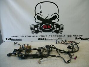 2004 Ford Mustang Dash Wiring Harness Wires Plugs 3 9 Auto 51