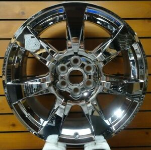 New Cadillac Srx 2010 2011 2012 2013 2014 2015 20 Replacement Wheel Rim 4666