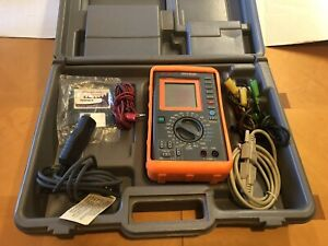 Snap On Eeos300a Automotive Lab Scope And Accessories For Repair Or Parts