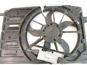 2017 Ford Fusion 2 0 L Engine Cooling Motor Fan Assembly Rf289 Oem