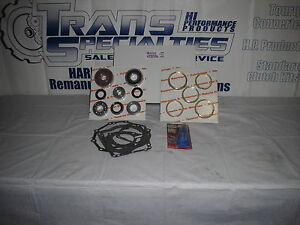 Saginaw 3 Speed Manual Transmission Rebuild Kit W Synchros 1966 1987