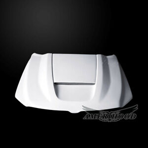 2019 Dodge Ram 1500 New Body Srt Style Functional Ram Air Hood By Amerihood