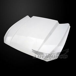 2015 2017 Ford Mustang 3 Cowl Style Functional Heat Extraction Hood Byamerihood