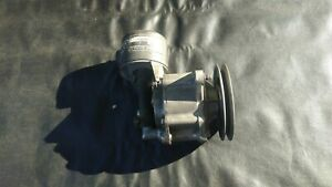 Mg Mgb Mg Midget Air Pump smog Pump With Filter Housing And Pulley