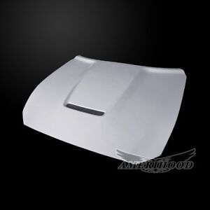 2015 2017 Ford Mustang Gt3 Style Functional Heat Extraction Hood By Amerihood