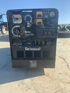 Miller Trailblazer Pro 350 Diesel Welder 12k Generator 4900 Hours Will Ship