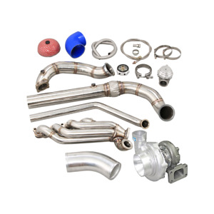 Cxracing Turbo Manifold Kit For 92 95 Honda Civic Eg K20 Engine 500 Hp