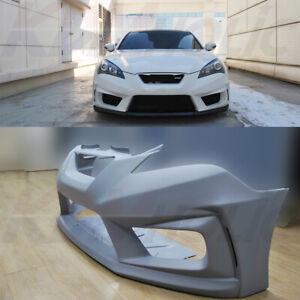 M S Ghost Shadow Front Bumper For Hyundai Genesis Coupe Bk1 09 12 In Stock Usa