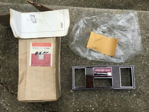 83 Hurst Olds Dash Vent W Emblem Nos Brand New Never Used