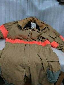 Firefighter Turnout Gear Xl