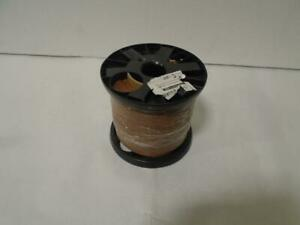New Syston 18 4 Cl3r Brown Thermostat Wire 500ft Spool 7232 sp bn 500 L6
