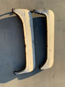 1965 1966 Cadillac Oem Fender Skirts Coupe Sedan Deville Fleetwood Eldorodo