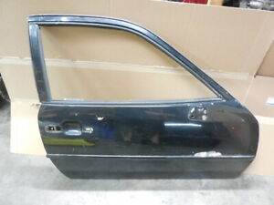 1983 1991 Porsche 944 Right Passenger Bare Door Shell