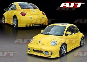 1998 2004 Vw Beetle Evo Style Full Body Body Kit By Ait Racing 100 authentic