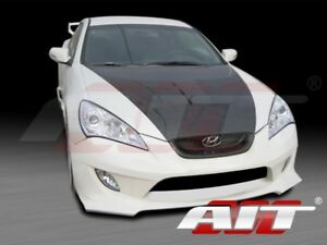 Fits 2010 2012 Hyundai Genesis 2dr Coupe Fx Style Full Body Kit By Ait Racing