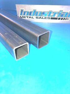 Steel Telescoping Square Tube Combo Pack 2 1 4 And 2 Telescope Tube X 12
