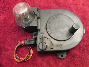 Gm Under Hood Accessory Trouble Light With Retractable Cord