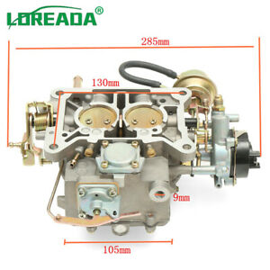 Sale Two 2 Barrel Carburetor Carb 2100 For Ford 289 302 351 Cu Jeep Engine