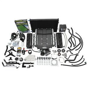 Edelbrock 15838 E Force Stage 1 Supercharger System Fits 15 17 Mustang