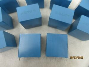 Epcos Tdk B32776g0206k000 Film Capacitor lot Of 5