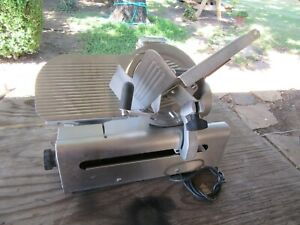 Globe Deli Slicer12 Industrial Commercial Grade Free Shipping