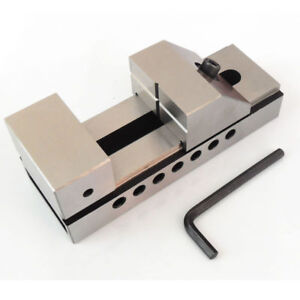 Fully Ground Hardened Tool Maker 63mm 2 1 2 Quick Action Precision Machine Vise