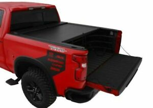Roll n lock A series Truck Bed Tonneau Cover For 2019 Ford Ranger 6 Bed