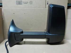 New Oem Lh Ford F 550 F 650 Chassis Cab 2011 2017 96 96in Side Mirror Kcr