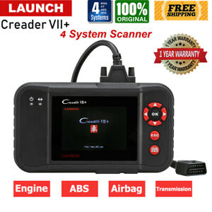 Launch X431 Vii Obd2 Auto Diagnostic Tool Scanner At Abs Airbag Srs For Ford Gm