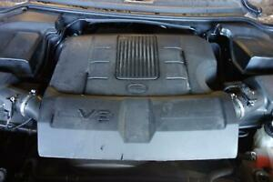 Engine 2012 Land Rover Lr4 5 0l Motor With 103 638 Miles