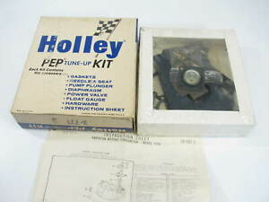 Holley 3 771 Carburetor Rebuild Kit Amc Jeep Model Holley 2100