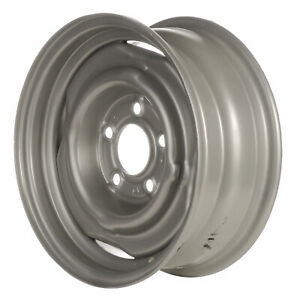 15 Silver Steel Wheel 1985 1999 Chevrolet Astro Van 0937