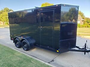 Enclosed Hot Water Pressure Wash Trailer 8 Gpm New Free Shipping